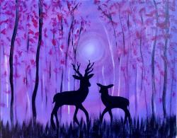 The image for Deer - Under the MOON