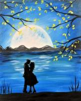 The image for Love is in the Moonlight