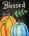 The image for Blessed Pumpkin