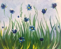 The image for FAMILY FRIENDLY - Cornflower Field - (Age +7)