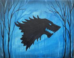 The image for Wolf Survives