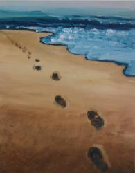The image for Footprints - $25 ONLY - October special