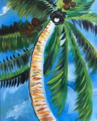 The image for Under The Palm Tree - $25 ONLY - October special