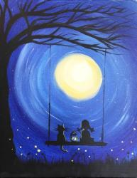 The image for **30%**OFF**SALE** Moonlight Swing