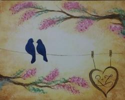 The image for Love Birds - VALENTINE SPECIAL