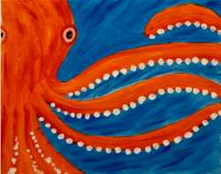 The image for KIDS CAMP - The Octopus