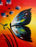 The image for Butterfly Sunburst
