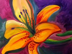 The image for Orange Lily