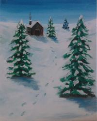 The image for **30%**OFF**SALE** Winter Hideaway