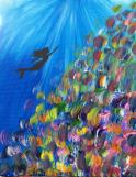 The image for Sea Of Colors With Mermaid