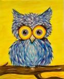 The image for KIDS CAMP - Big Eyes Owl