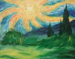 The image for Van Gogh Dream