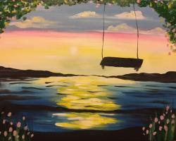 The image for Sunset Swing