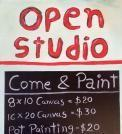 The image for Open Studio - $20